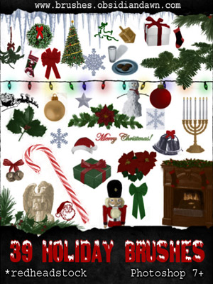 holiday symbols Christmas Hanukkah angels bells bows candy canes dradle gifts holly icicles string of christmas lights menorah milk cookies mistletoe nutcracker ornaments poinsettia snowflakes snowman stockings christmas tree wreath