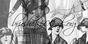 fashion ladies women 1920 fabrics mode clothes drawings