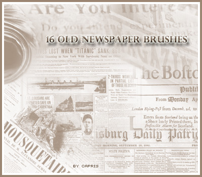 papers newspapers old past historical history reading events