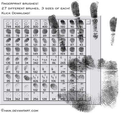 fingers prints fingerprints marks dirty evidences investigation murderer