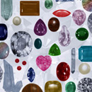 Photoshop: Gems (collection de pierres précieuses et de perles)