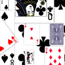 Photoshop: Playing cards (cartes à jouer)