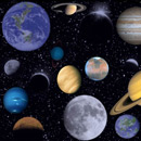 Photoshop: Planets (planets of our solar system)
