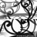 Photoshop: Swirly Fences (swirl fences)
