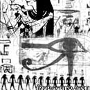 Photoshop: Egyptian hieroglyphs (egyptian hieroglyphs)