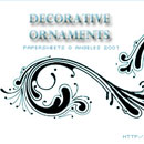 Photoshop: Decorative Ornaments (swirly ornaments)