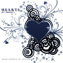 Photoshop: Heart I (hearts related ilulstrations)