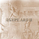 Photoshop: Egypt Art II (hiéroglyphes et sculptures égyptiens)