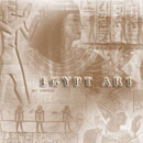 Photoshop: Egypt Art I (hiéroglyphes et sculptures égyptiens)