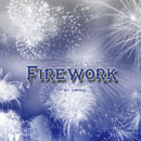 Photoshop: Firework (feux d'artifices)
