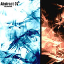 Photoshop: Abstract 07 (motifs abstraits et fragments 3D)