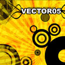 Photoshop: Vector 05 (vector circles and shapes)