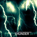 Photoshop: Thunder Set (lightening bolts)