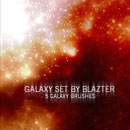 Photoshop: Galaxy Set (space,  stars and galaxies)