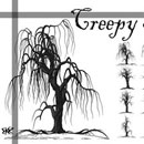 Photoshop: Creepy Trees (frightening trees (high resolution))