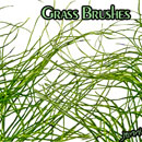 Photoshop: Grass Photoshop Brushes (herbes)