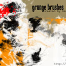 Photoshop: Grunge (motifs abstraits)