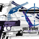 Photoshop: Guns (guns and targets)