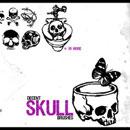 Photoshop: Skulls (Têtes de mort)