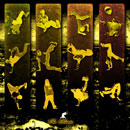 Photoshop: B-boy's Photoshop brushes (hip-hop dancers)