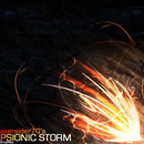 Photoshop: Psionic Storm Photoshop Brushes (abstrait et lumineux)