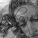 Photoshop: Leonardo da Vinci (different drawings, sketches and paintings by Leonardo da Vinci)