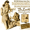 Photoshop: 1940 Cosmopolitan Photoshop Brushes (vintage ads (high resolution))