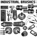 Photoshop: Industrial Photoshop Brushes 2 (industrial components)