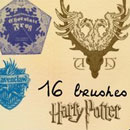 Photoshop: Misc hp4 (objets de l'univers Harry Potter )
