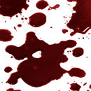 Photoshop: Shad0ws Blood Photoshop Brush Set (blood drops and stains)