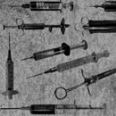Photoshop: Syringe Photoshop Brushes (various syringes)
