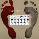 Photoshop: Footprints (empreintes de pieds)