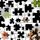 Photoshop: Jigsaw pieces (pièces de puzzle)