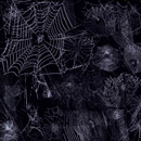 Photoshop: Cobwebs (various shapes of cobwebs including a few spiders as well)